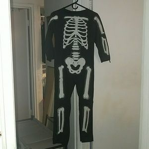 Other - Skeleton Halloween costume size 10